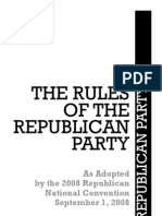 2008 RULES Adopted