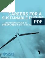 GLOBE Green Jobs Guide