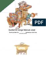 Cuento Guillermo Jorge Manuel Jose