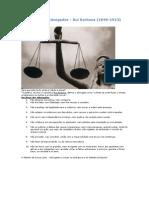 Decálogo dos Advogados