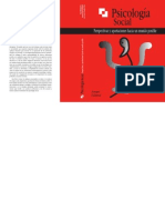 Psicologia Social Perspectivas y Aportaciones Hacia Un Mundo Posible