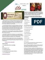 Cheese, Sendik's Style - Mar/Apr '09