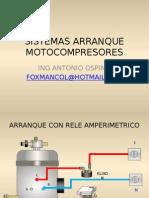Sistemas Arranque Motocompresores