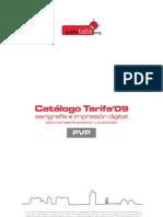 Catalogo Pantalla Pvp09