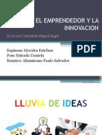 Equipo 6 Lluvia de Ideas y Sinectica