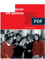 Bolivia_Madurar Sin Padres