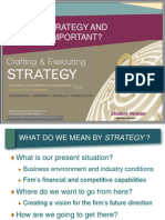 CRAFTING & EXECUTING STRATEGY Chap001.ppt