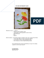 0 4 Flori de Primavara