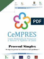 Procesul Simplex