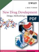 New Drug Development, Design, Methodology and Analysis - Turner JR (Ed) - 2007