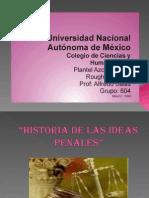 Historia de Las Ideas Penales