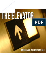 The Elevator Short Script
