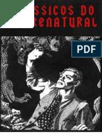 Clássicos do Sobrenatural - Vários Autores