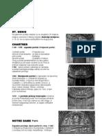 Gotika Kiparstvo - Francuska
