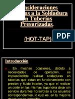 Consideraciones Sobre El HOT-TAP