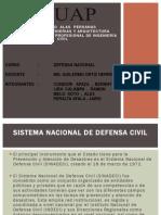 DEFENSA NACIONAL Exposicion Del 19 de Abril
