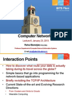 CSC461-CN-Lecture-6-Jan-23-2013