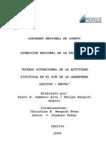 Actividad Piscicola Iquitos
