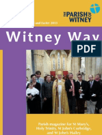 Witney Way Lent/Easter 2013