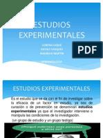 Estudios Experimentales Epid