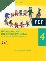 Coleccion_curriculo II - N 4 - Material de Apoyo en Educacion Inclusiva