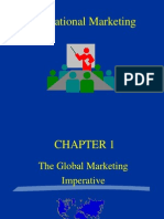 Ch. 1 - The Global Marketing Imperative