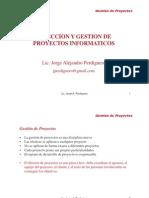 Gestion de Proyectos Informaticos - PMI