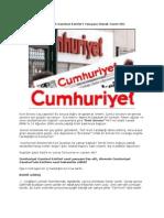 Cumhuriyet Gazetesi Ve Kurtler