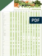 Calendario Dos Legumes PDF Attach s560021