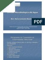 Calidad Microbiologica Del Agua