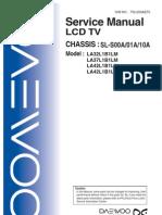 Daewoo Lcd Dlx 32l1 37l1 42l1 (Chasis Sl s00a 01a 10a)