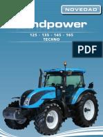 Landpower t3 Cab Flv 2012 Esp