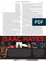 "Isaac Hayes ""Special Remembrance"""