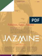 "Jazmin Sullivan ""Fabulous, Fated, Fearless"""