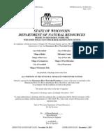 MenomoneeRiverWatershed-Based Permit FINAL 11.30.2012.Signed.