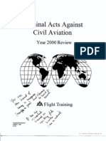 T7 B16 FAA Criminal Acts Fdr- AA Report- Criminal Acts Against Civil Aviation- Year 2000 Review183