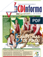 CDInforma, número 2602, 11 de iyar de 5773, México D.F. a 21 de abril de 2013.