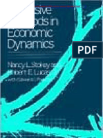 STOKEY & LUCAS - Recursive Methods in Economic Dynamics