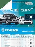 Aplicaciones Ford Triton