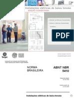 Instalações Elétricas - NBR 5410(2004) - Instalações Elétricas De Baixa Tensão - Comentada