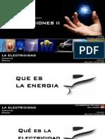 Inst. Electricas - Generacion