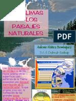 Climas y Paisajes Del Mundo