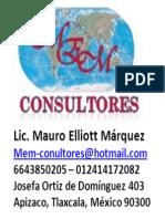 Catalogo de Cursos Autotransportaciones Guadalajara Julio 2012]