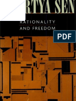 Sen, A. (Rationality and Freedom)