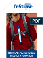 Lifestraw Information, Technical Data & Specifications