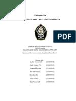 PERCOBAAN IV (Reaksi Asam-Basa [Analisis Kuantitatif]