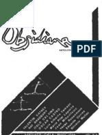 Revista obsidiana 4