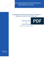 Modelling of Progrssive Collapse in RC Structures PEER710_R_TALAATmosalam