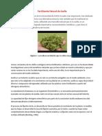 Fertilizante Natural de Azolla