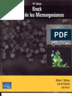 Biología de los Microorganismos - Brock 10ed
